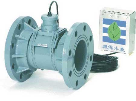 GCIN 電子式水錶